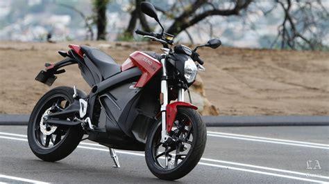 Zero Motorrad by Zero Sr From Zero Motorcycles