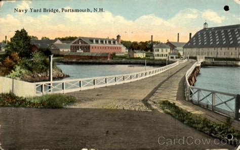 yard bridges navy yard bridge portsmouth nh