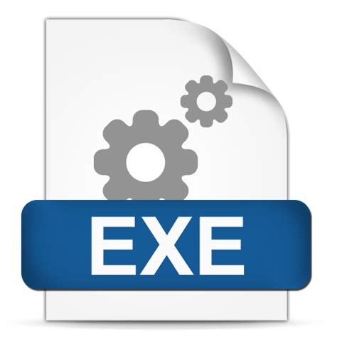 format file exe file format exe icon png clipart image iconbug com