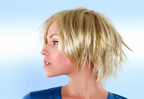 bumbed up bobs how to style short hair fashionable ways to spiff up a