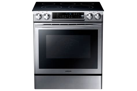 samsung electric range samsung ne58f9500ss canadian appliance