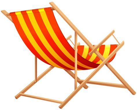 beach transparent beach chair clip artby clipart