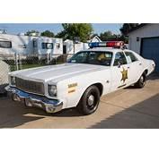 Plymouth Fury Sedan 1975 White For Sale RH41G5A233147