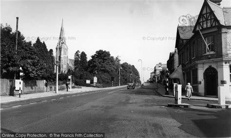 tattoo london road camberley camberley london road c 1955 francis frith