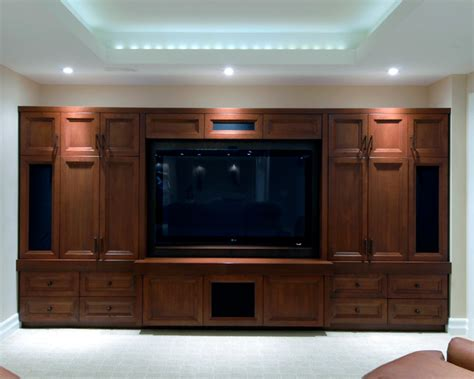 entertainment unit design entertainment unit contemporary basement ottawa by southam design inc