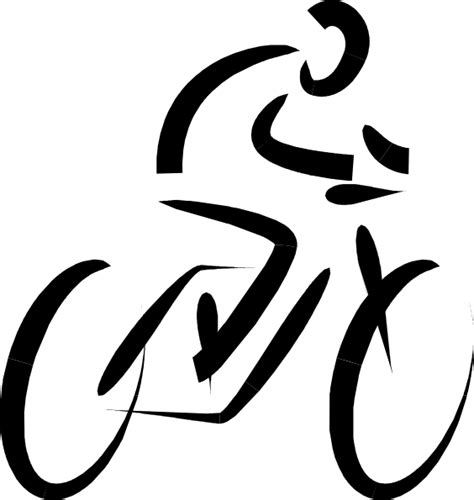 bicicletta clipart bicycle exercise clip at clker vector clip