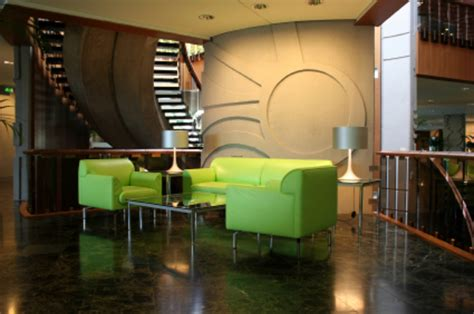 modern hotel design giving good impression in your office lobby with office