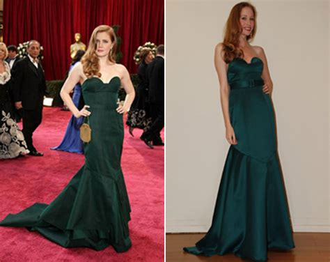 celebrity style knockoffs oscar knock off dresses weddings dresses