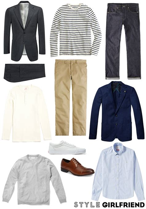 mens minimalist wardrobe guys style hack how to create a men s capsule wardrobe