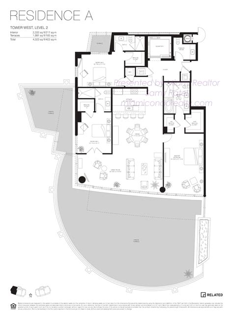 the miami floor plans the collins condo miami floor plans