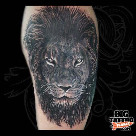 lion cover up tattoo solid black cover up pictures to pin on