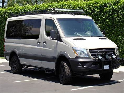 mercedes sprinter light bar sprinter nerf bars are finally here here s a picture from