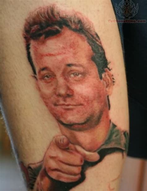 bill murray tattoo bill murray stripes
