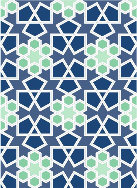pattern islamic learn to tesselate with an islamic design workbook