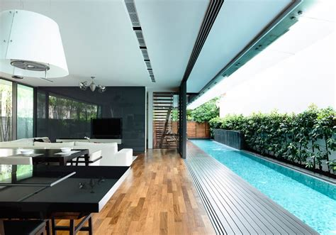 pool in house the benefits of lap pools and their distinctive designs