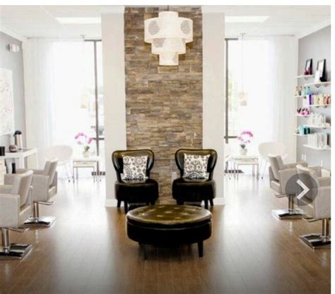 Section Hair Salon by 25 Best Ideas About Salon Waiting Area On