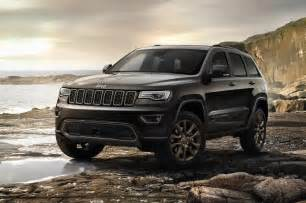 Jeep Grand Cheroke 2017 Jeep Grand Gets New Shifter Electric