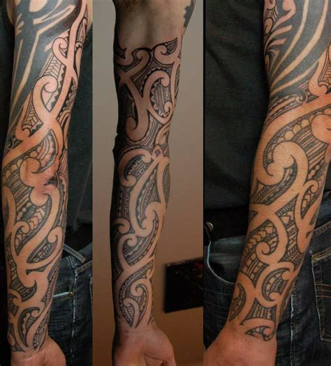 tattoo new forearm 29 best tattoo maori sleeves images on pinterest