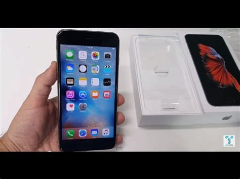 apple iphone 6s plus unboxing and review