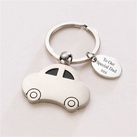 car key ring car key ring with engraving charming engraving