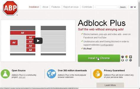 chrome extension adblock 15 useful chrome extensions you should install right now
