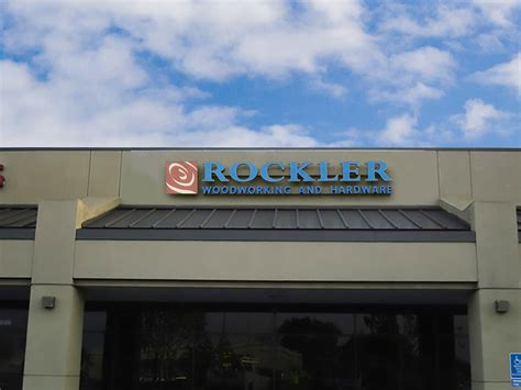 rockler torrance woodworkers supply store  california