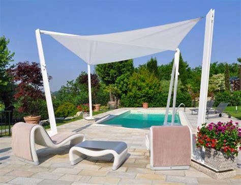 tenda da sole a vela tende per caratterizzare il design degli spazi interni ed