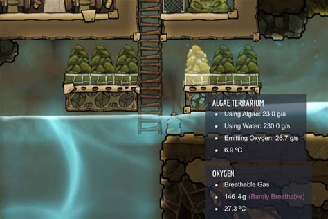 How To Start In Oxygen Not Included Algae Detox Cader by Oxygen Oxygen Not Included Guide Gamepressure