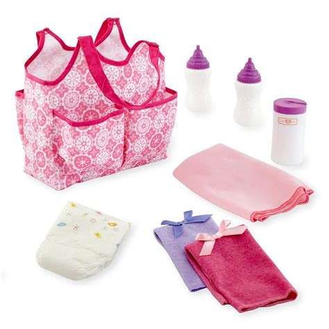 this you me doll accessories tote bag a toys r us