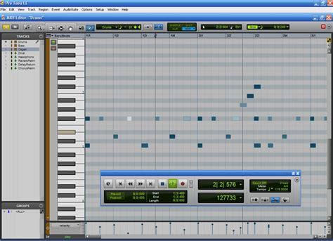 Midi Mumer look pro tools 8 musicradar