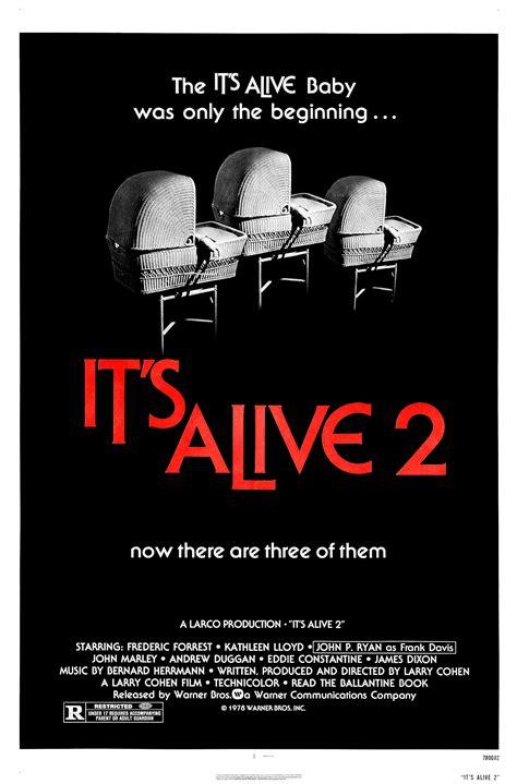 film it s alive moviemorlocks com this week on tcm underground larry