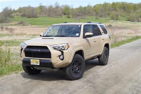 Toyota 4 Runners 2016 Toyota 4runner Trd Pro Review The Fj40 Of The 21st