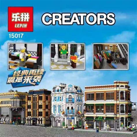 fans of lego lepin from lego sets to lego fan designs the brick fan
