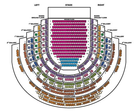 national theatre seating map seating plan and ticket prices the estates theatre the