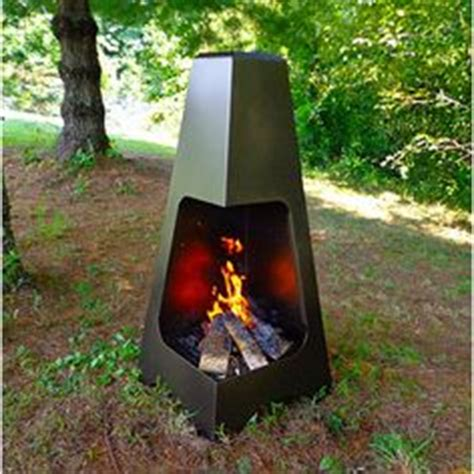 Chimera Stove Steel Metal Chiminea Chimenea Outdoor Wood