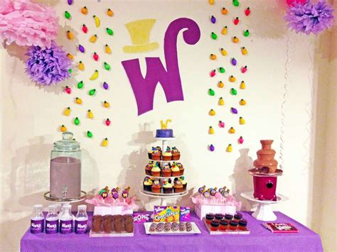 willy wonka birthday party decorations cute willy wonka pin cute willy wonka cake party ideas cake on pinterest