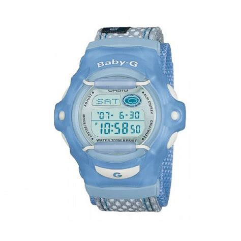 Baby G Casio Dg 120 Blue womens baby g blue casio womens baby g uk