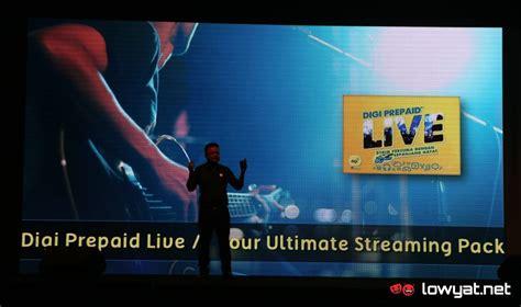 digi mobile prepaid digi launches prepaid live offers free 8gb monthly quota