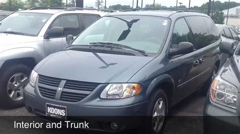 2006 dodge caravan reviews 2006 dodge grand caravan sxt review