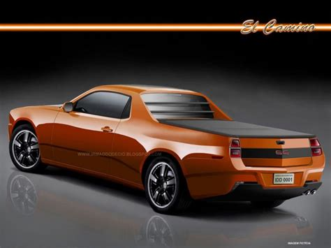 el camino new 2018 chevrolet el camino review redesign release date