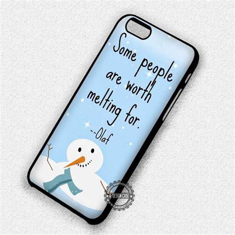 Frozen Disney D0241 Iphone 7 olaf frozen quote disney snowman iphone 7 6 5 se cases