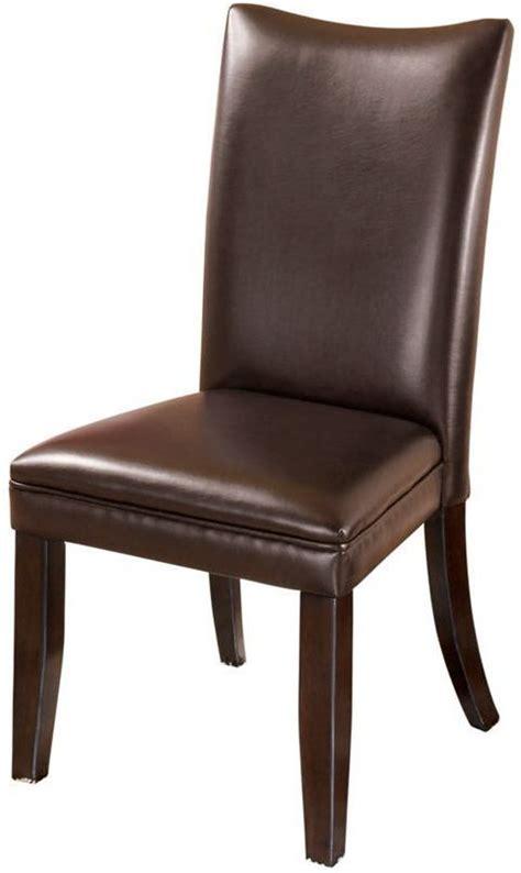 signature design  ashley charrell medium brown dining