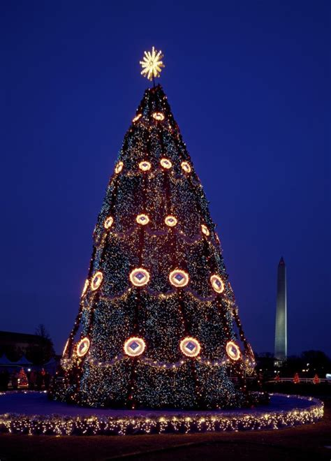the 2017 national christmas tree pathway of peace what