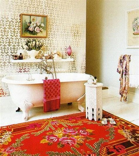captivating bathroom wall art ideas decor photo decoration ideas 15 captivating bohemian bathroom designs rilane