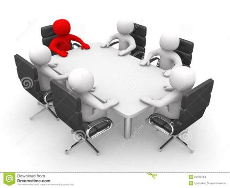 imagenes de reuniones informativas direcci 243 n y personas en la mesa de reuniones 3d rinden