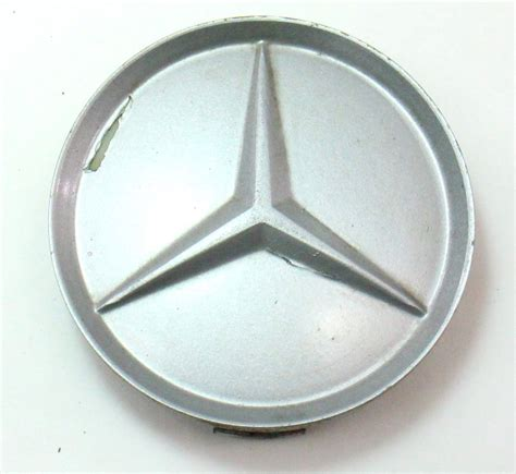 wheel center hub cap mercedes genuine