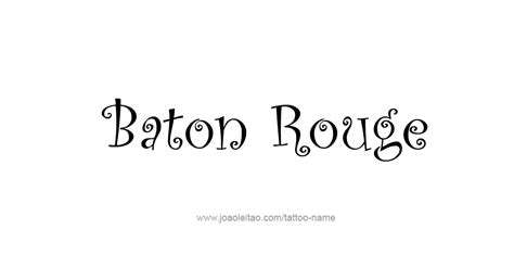 tattoo shops baton rouge baton usa capital city name designs page 5