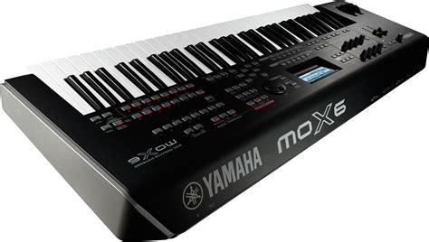 Keyboard Yamaha Mox6 yamaha mox6 synthesizer yamaha formerly