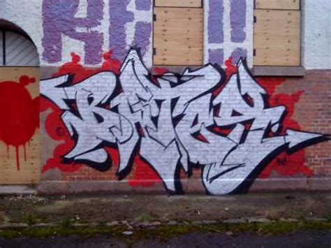 bates graffiti youtube