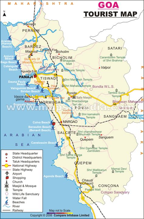 mapusa goa map goa dining guide tourist tips goa nightlife goa carnival